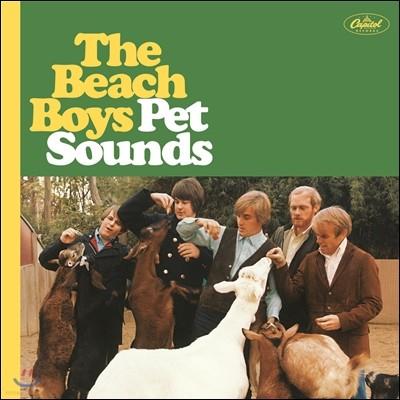 The Beach Boys (비치 보이스) - Pet Sounds [50th Anniversary 2CD Edition]