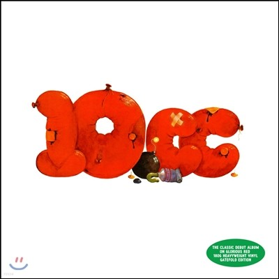 10CC (텐씨씨) - 10CC [Red Vinyl Edition]