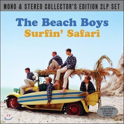 The Beach Boys (비치 보이스) - Surfin' Safari [Mono & Stereo LP Edition]