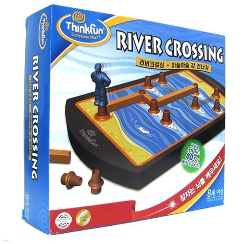 [코리아보드게임즈] 리버크로싱 River Crossing