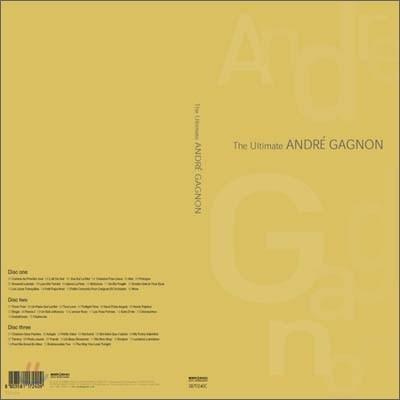 Andre Gagnon - The Ultimate Andre Gagnon 앙드레 가뇽
