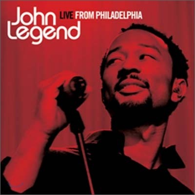 John Legend - Live From Philadelphia (Standard Edition)