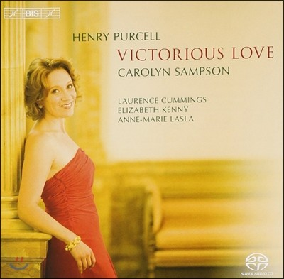 Carolyn Sampson 퍼셀: 사랑의 승리 (Victorious Love - Songs by Henry Purcell)