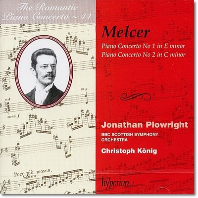 낭만주의 피아노 협주곡 44집 - 멜체르 (The Romantic Piano Concerto 44 - Henryk Melcer)