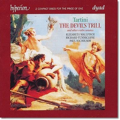 타르티니 : 악마의 트릴과 바이올린 소나타 - 로카텔리 트리오