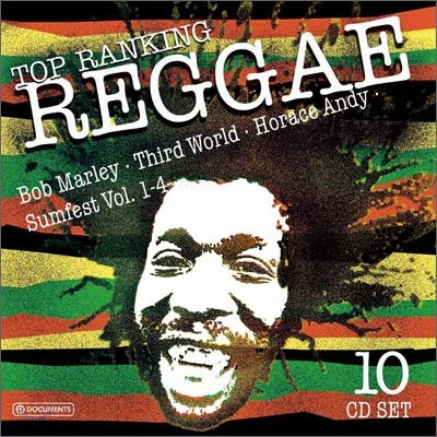 Top Ranking Reggae (Bob Marley, Third World, Horace Andy a.m.o)
