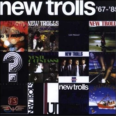 New Trolls (뉴트롤스) - New Trolls '67'85 (Deluxe Edition)