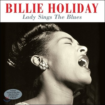 Billie Holiday (빌리 할리데이) - Lady Sings The Blues / Best of [2LP]