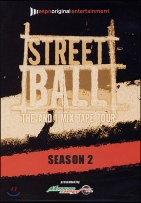 Jam Master Jay Presents (잼 마스터 제이 프레젠트) - Street Ball : The And 1 Mixtape Tour Season 2
