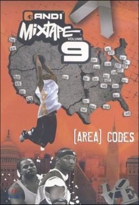 Jam Master Jay Presents (잼 마스터 제이 프레젠트) - Mixtape Vol.9 Area Codes
