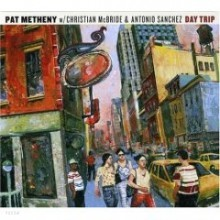 Pat Metheny - Day Trip (with Christian McBride, Antonio Sanchez)