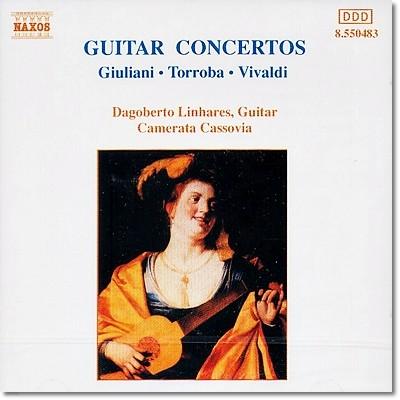 비발디 / 줄리아니 / 토로바 : 기타 협주곡집 (Vivaldi / Giuliani / Torroba : Guitar Concertos)