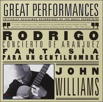 John Williams 로드리고 : 아랑훼즈 협주곡 (Rodrigo: Concierto De Aranjuez) 존 윌리암스