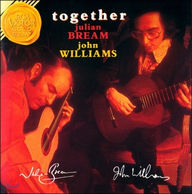 John Williams / Julian Bream Together 줄리안 브림 존 윌리암스
