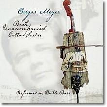바흐 : 무반주 첼로 모음곡 1, 2 & 5번 - 에드가 마이어