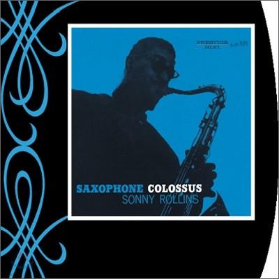 Sonny Rollins - Saxophone Colossus (Rudy Van Gelder Remasters)