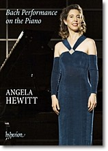 Angela Hewitt 안젤라 휴이트 바흐 연주 DVD (Bach Performance On The Piano)