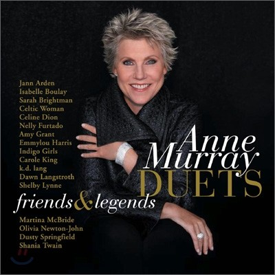 Anne Murray - Duets: Friends and Legends