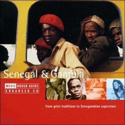 The Rough Guide To The Music Of Senegal & Gambia (러프 가이드 시리즈 - 세네갈과 감비아 음악)