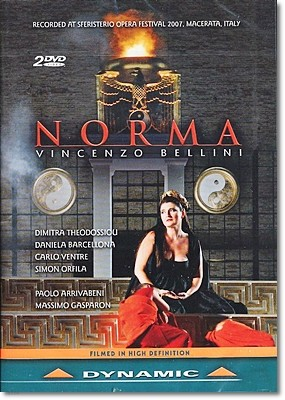 Dimitra Theodossiou 벨리니: 노르마 (Bellini: Norma)