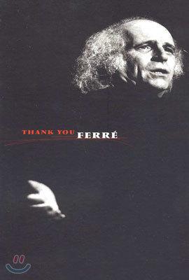 Leo Ferre - Thank You (베스트 박스 세트)