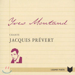 Yves Montand - Chante Jacques Prevert
