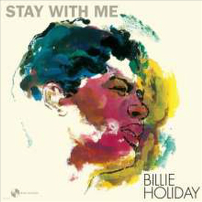 Billie Holiday - Stay With Me (Ltd. Ed)(Remastered)(Bonus Track)(180G)(LP)