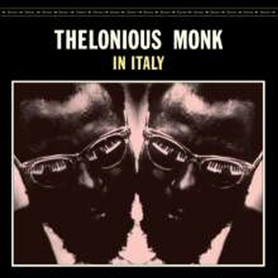 Thelonious Monk - In Italy (Ltd. Ed)(180G)(LP)
