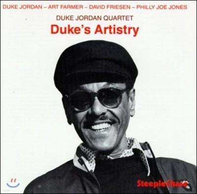 Duke Jordan Quartet - Duke's Artistry