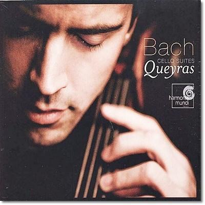 Jean Guihen Queyras 바흐: 무반주 첼로 모음곡 (Bach: Cello Suites Nos. 1-6, BWV1007-1012) 퀘라스