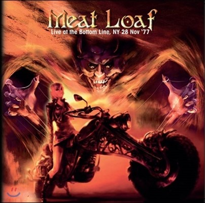 Meat Loaf (미트 로프) - Live At The Bottom Line, NY 28 Nov '77 (77년 11월 뉴욕 라이브)
