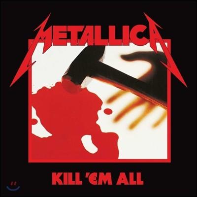 Metallica (메탈리카) - Kill 'Em All [2016 Remastered]
