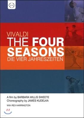 Pinchas Zukerman 비발디: 사계 [발레 버전, 안무: 제임스 쿠델카] (Vivaldi: The Four Seasons [Choreography: James Kudelka) 핀커스 주커만