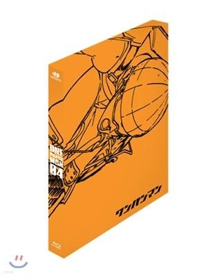 원펀맨 TV시리즈 Vol.4 얼티밋 팬 에디션 (Ultimate Fan Edition) : 블루레이