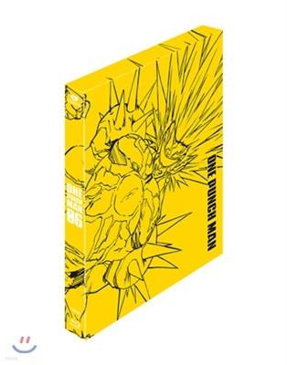 원펀맨 TV시리즈 Vol.6 얼티밋 팬 에디션 (Ultimate Fan Edition) : 블루레이