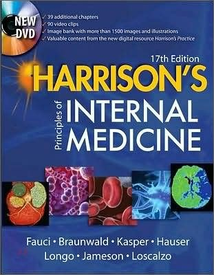 Harrison's Principles of Internal Medicine, 17/E