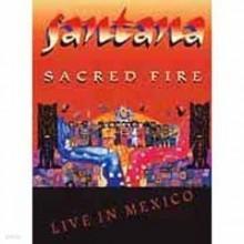 Santana - Sacred Fire: Live In Mexico