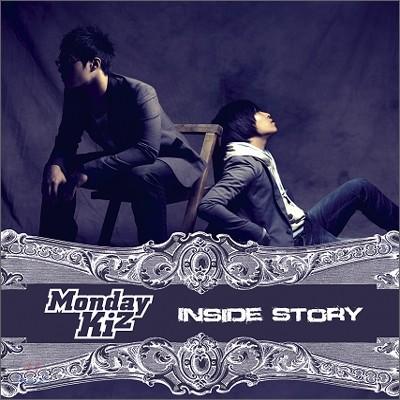 먼데이 키즈 (Monday Kiz) 3집 - Inside Story