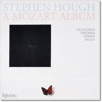 Stephen Hough 스티븐 허프 - 모차르트 앨범 (A Mozart Album)
