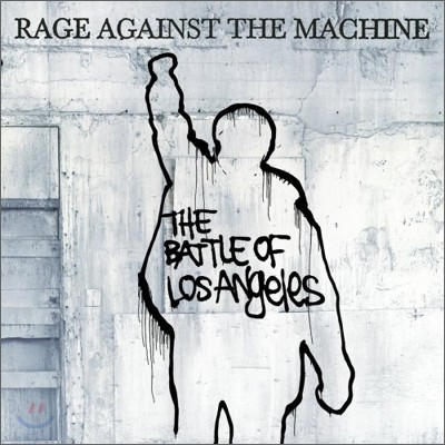 Rage Against The Machine - The Battle Of Los Angeles 레이지 어게인스트 더 머신 3집
