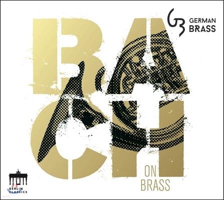 German Brass 관악으로 듣는 바흐 [브라스 앙상블 편곡집] (Bach on Brass) 저먼 브라스