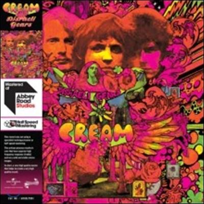 Cream (크림) - Disraeli Gears [Half Speed Mastering LP]