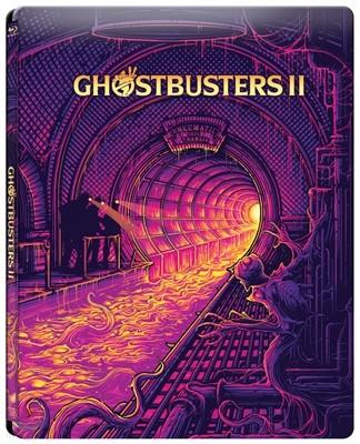 고스트 버스터즈 2 (4K 리마스터링 스틸북 한정판) : 블루레이