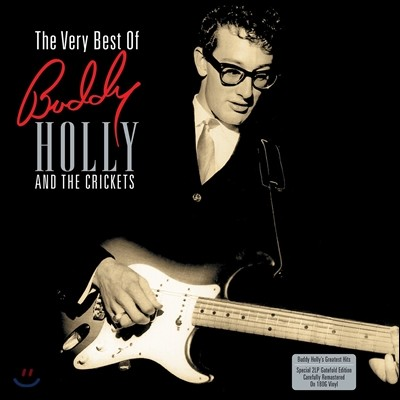 Buddy Holly & The Crickets (버디 할리 앤 더 크리켓츠) - The Very Best Of [2LP]
