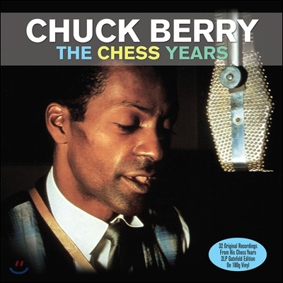 Chuck Berry (척 베리) - The Chess Years [2LP]