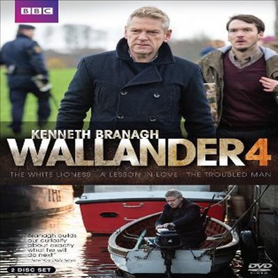 Wallander: Season Four (월랜더)(지역코드1)(한글무자막)(DVD)