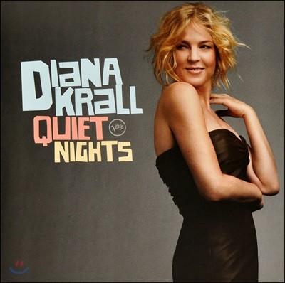 Diana Krall (다이애나 크롤) - Quiet Nights [2LP 한정반]