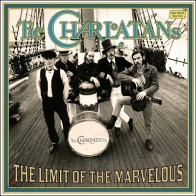 The Charlatans (샬라탄스) - The Limit Of The Marvelous [LP]