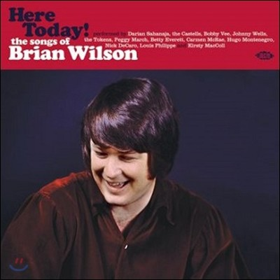 Here Today! The Songs Of Brian Wilson [LP]