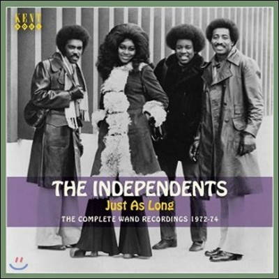 The Independents (인디펜던트) - Just As Long: The Complete Wand Recordings